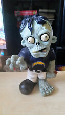 San Diego Chargers DECAYING ZOMBIE ~ 2013 NFL Nightmares Style Statue / Figure