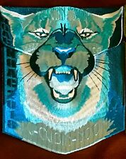 OA TU-CUBIN-NOONIE LODGE 508 UTAH UT 2018 NOAC 2-PATCH BYU COUGARS GLOWS IN DARK