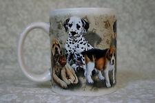 Puppy Love Mug by Revelations Beautiful Multi Dog Breeds Design