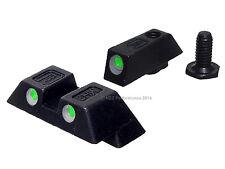 Glock OEM Night Sight Set Tritium 3 Dot for Glock 9mm/.40 17 19 22 23 24 26 6.5
