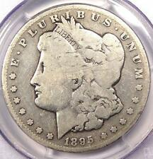 1895-S Morgan Silver Dollar $1 - PCGS G4 (Good) - Rare Date Certified Coin