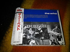 The Who The Singles The Who Import Japan CD