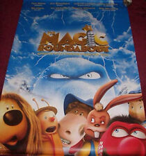 Cinema Banner: MAGIC ROUNDABOUT, THE 2005 Tom Baker Robbie Williams