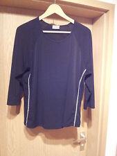 Damen Shirt schwarz Gr. XL, Yessica, Party