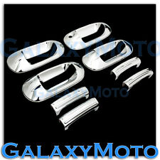 03-12 Ford Expedition Triple Chrome 4 Door Handle W/O Passenger Keyhole Cover