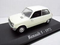 COCHE RENAULT 5 1/43 1:43 AÑO 1972  RBA METAL MODEL CAR MINIATURA alfreedom