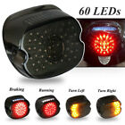 LED Tail Light for Dyna Motorcycle Softail Electra Smoke Lens Brake Turn Signal