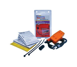 Easy Heat  Freeze Free  30 in. L Self Regulating Connection Kit  For Self Regula
