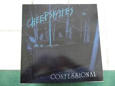 THE CHEEPSKATES  CONFESSIONAL LP POWER POP /GARAGE