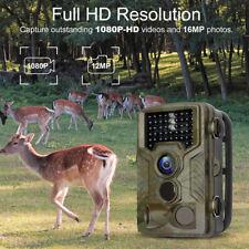 FOTOTRAPPOLA MIMETICA SPIA VIDEOCAMERA- INFRAROSSO INVISIBILE 20MP HD