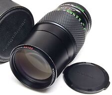 VOIGTLANDER  QBM 200mm 3.5 Color-Dynarex + Case ===Mint===