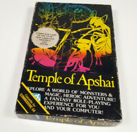 Temple Of Apshai by Epyx 1983 Original Commodore 64 C64 Original Spiel Cassette