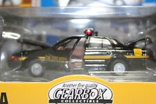 Gearbox 1:43 Scale 2000 FORD CROWN VICTORIA IOWA STATE PATROL #27134