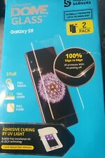 Galaxy S9+ Whitestone Dome Glass Screen Protector for S9 plus *Brand New*