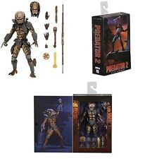 "NECA Ultimate City Hunter Predator Action Figure - 7"" SCALA-PREDATOR 2 - 20cm"