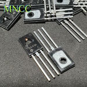 1pc ~5pc 2SB649A B649A 649 1.5A 1W PNP Power Transistors Hitachi TO-126