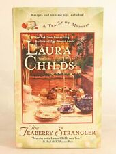 Good! The Teaberry Strangler [A Tea Shop Mystery]: by Laura Childs (2011 PB)