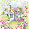 40 Paper Napkins HOUSE IN THE COUNTRY Decoration Flower Spring Decoupage Lunch