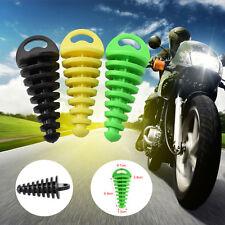 1X Exhaust Pipe Muffler Wash Plug Bung Cleaner Motorcycle Atv Quad Dirt Pit Bike