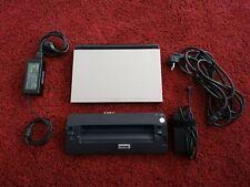 """Sony Vaio VGN TZ 21 11.1"""" Ultra Portable Lightweight Notebook + dock VGP-PRTZ1"""