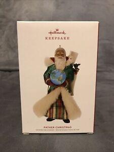 Hallmark Keepsake Ornament Father Christmas (African-American) 2019