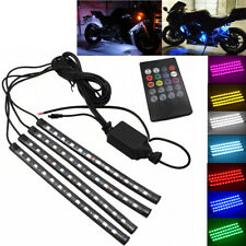 Motorcycle Atmosphere RGB LED Strip Fo YAMAHA XSR 700/900 FJR1300 ZUMA 125/50 PW