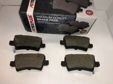 Brake Pads Set fits HONDA CIVIC FD2 2.0 Front 06 to 12 TRW 45022SMGE51 Quality