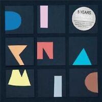 5 YEARS DIYNAMIC - DAVID AUGUST, SOLOMUN, STIMMING, LIEM - 2 CD NEW+