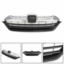 New Front Bumper Hood Upper Replacement Grille Grill For Honda CRV 2017-2018 AT2