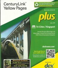 TELEPHONE BOOK YELLOW PAGES 2011 kingsport tn 423 276 tri cities phone