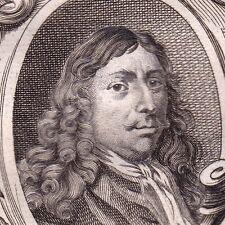 Portrait XVIIIe Gérard ter Borch Terburg Pays Bas Peinture Flamande Portraitiste