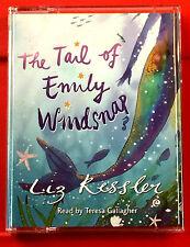 Liz Kessler The Tail Of Emily Windsnap 2-Tape Audio Bk Teresa Gallagher Mermaid