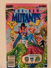 New Mutants Annual #5 CGC 9.0 WP NM Marvel 1989 ATLANTIS ATTACKS