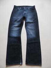 Levi's 507 Bootcut Jeans Hose, W 34 /L 34, Schwarz ! Black washed Denim, KULT !