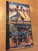 TIME LIFE MUSIC The Rock 'N' Roll Era Still Rockin' 1959 CD RARE +BONUS 1956 CD!
