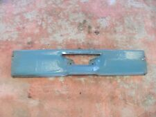 NOS 67 68 Chevy Wagon Rear Center Bumper GM 3918240 1967 1968 Chevrolet