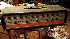 Randall Instruments co. Model CPA-4 200 watt 4 PA Mixer Amp U S A