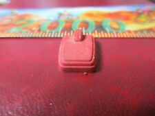 Dollhouse Furnitur- 1940's-50's Renwal - Red Weight Scale