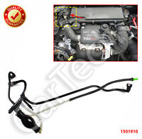 FORD FIESTA FUSION 1.4 TDCI FUEL PIPE TUBE HOSE WITH PRIMER 1501910 (2001-2012)