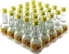 Obstler Minis (25x 20 ml) | Likör aus Äpfeln und Birnen | Edelbrand | Schnaps