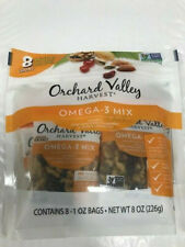 ORCHARD VALLEY HARVEST Omega-3 Mix, Non-GMO, No Artificial Ingredients, 1 oz ...