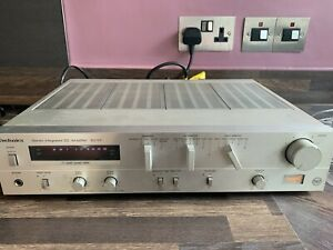 Technics SU-V3 Integrated DC Amplifier