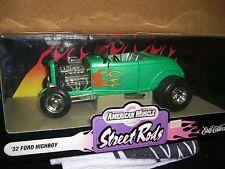 1/18 ERTL '32 Ford Highboy in green