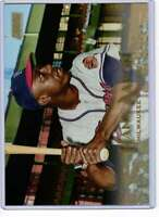 Hank Aaron 2019 Topps Stadium Club 5x7 Gold #54 /10 Braves