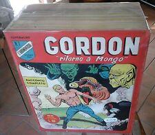 superalbo l'ardimentoso flash GORDON serpente volante corno 1 / 31 COMPLETA CPL