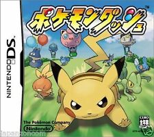 Used DS  Pokemon Dash Mama NINTENDO JAPANESE IMPORT