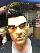 Full Head Robbie Williams Caesar Latex Mask Rare Costume Prop X Factor Mask