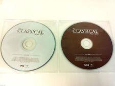 Lots de CD de musique classique avec compilation