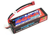 Voltz 4000mAh 2S 7.4v 50C Hard Case LiPo Stick Battery