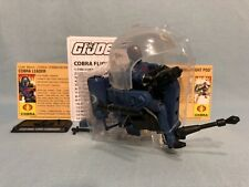 G.I. Joe 25th Target Ultimate Battle Pack Cobra Flight Pod & Cobra Commander